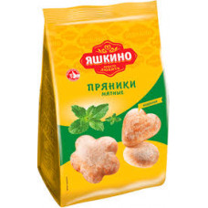 Пряники Яшкино Мятные, 350 гр