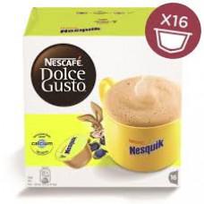 Какао в капсулах Nescafe Dolce Gusto Nesquik, 16 шт.
