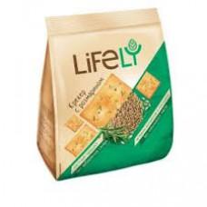 Крекер Life Ly с розмарином 180 гр