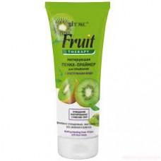 Пенка-праймер Fruit для умывания с косточками киви 200мл