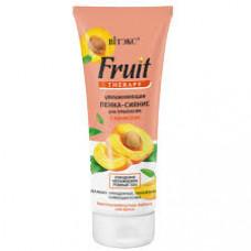 Пенка Fruit для умывания с абрикосом 200мл