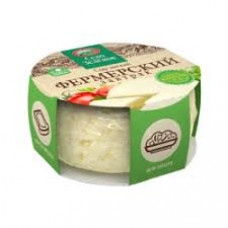 Сыр мягкий копченый Фермерский Завтрак Село Зеленое 45% 250 гр
