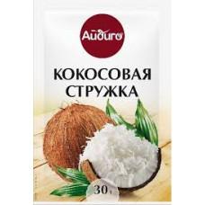 Стружка кокосовая Айдиго 30гр
