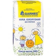 Мука кукурузная Гарнец без глютена, 500 гр