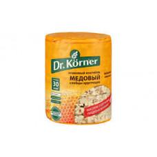 Хлебцы Dr. Korner Злаковый коктейль Медовые, 100 г