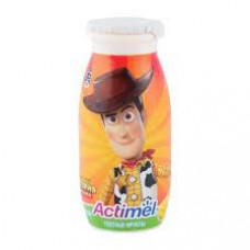 Йогурт питьевой Актимель Улетные фрукты 2,55 100 мл