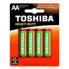 Батарейки TOSHIBA AA R6KG 4 шт