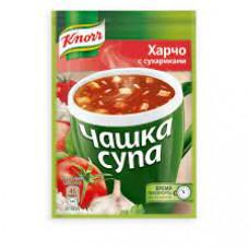 Суп Knorr Чашка Супа Харчо с сухариками 14 гр