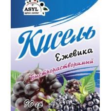 Кисель Asyl Ежевика 90 гр