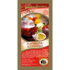 МАРАКУЙЯ-КЛУБНИКА, 100 грамм