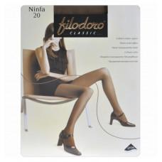 FILODORO NINFA 20 den CAPPUCCIO 2-S