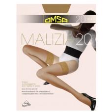 OMSA MALIZIA 20 den CARAMELLO 2-S