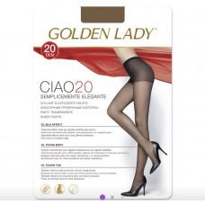 GOLDEN LADY CIAO 20 den VISONE 4-L