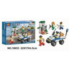Лего 10653 Cities (Bela)