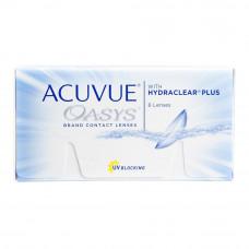 Acuvue Oasys к 8,4 д -1 прозрачные, 1 шт.