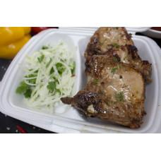Ароматная свинина (стейк) Легендарные Кавказские Шашлыки