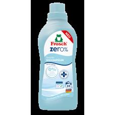 Frosch zero Ополаскиватель для белья Сенситив (гипоаллергенный) концентрированный 750мл