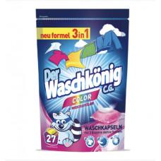 Der Waschkönig C.G. Color бесфосфатный гель для стирки цветного белья