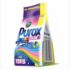Purox Color бесфосфатный порошок для стирки цветных изделий