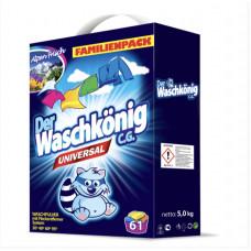 Der Waschkönig C.G. Universal бесфосфатный универсальный стиральный порошок